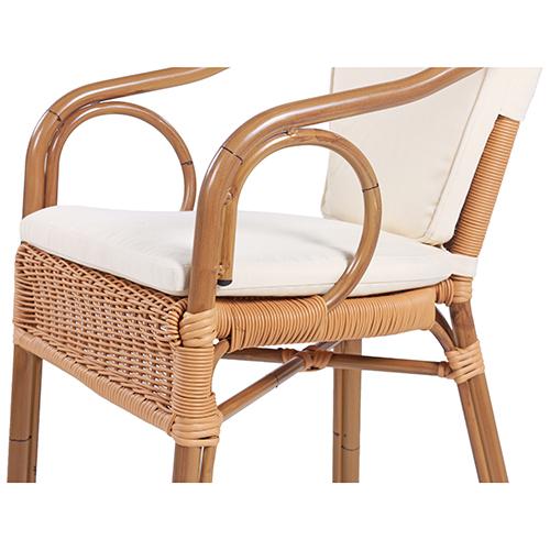 Zahradní židle s možností stohování