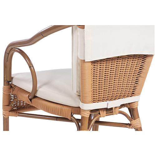 Sedací poduška pro zahradní židle¨