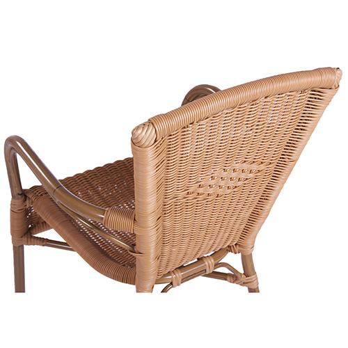 Zahradní židle hliník