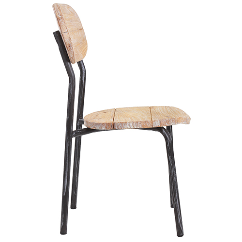 Zahradní židle staré použité dřevo