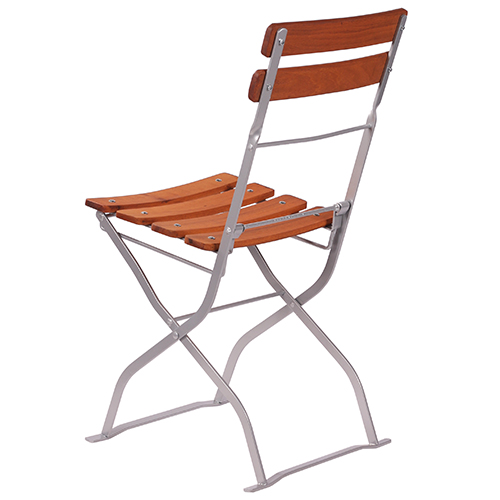 Zahradní sklapovací židle