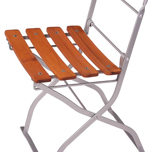 Záhradné sklápacie stoličky