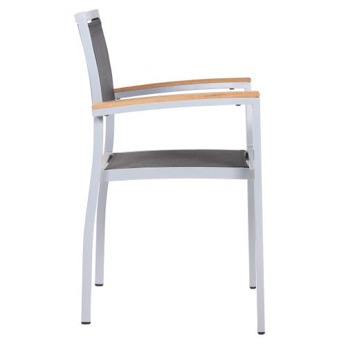 Zahradní židle do restaurace stohování
