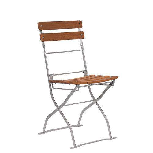 Zahradní sklapovací židle MERAN