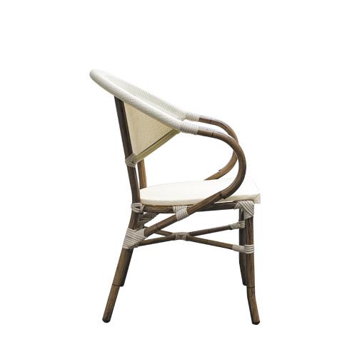 Hliníkové židle