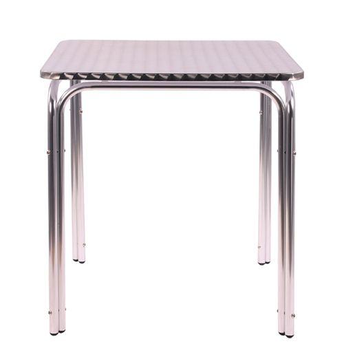 Zahradní stoly hliníkové