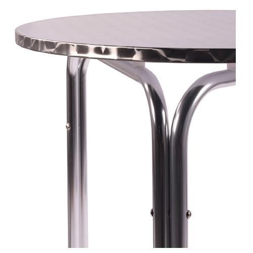 Hliníkové venkovní zahradní stoly