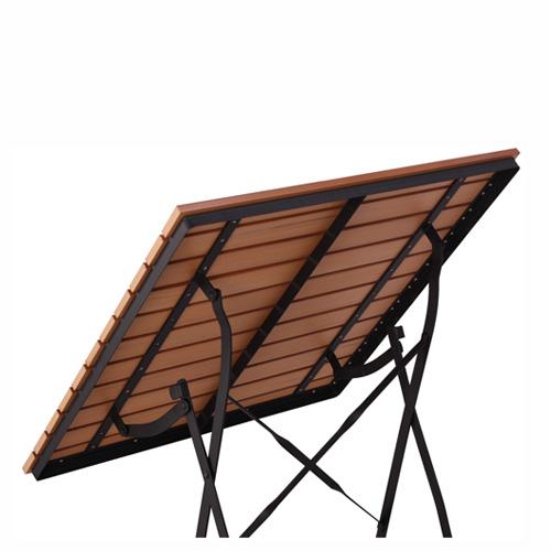 Zahradní sklapovací skládací stoly