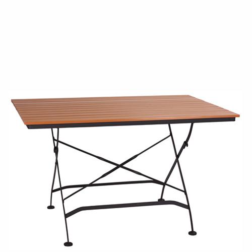 Zahradní sklapovací stoly SENJA 128 PL