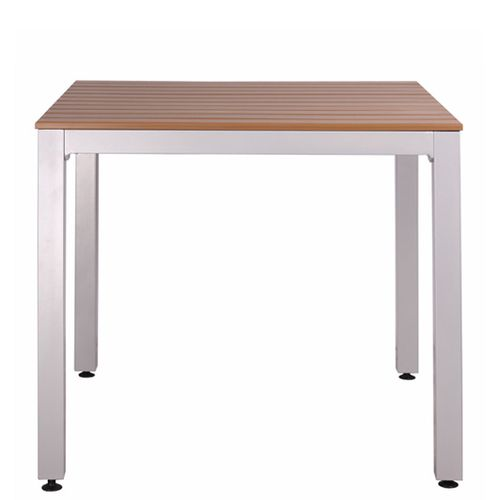 Zahradní stůl LUNO HR80 PL  barva přírodní