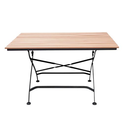 Zahradní stoly kovové
