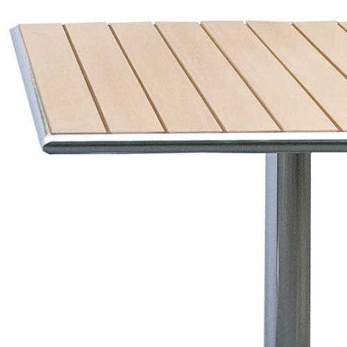 Plastové zahradní stoly