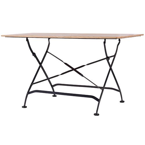 Zahradní sklapovací stoly VERA 128