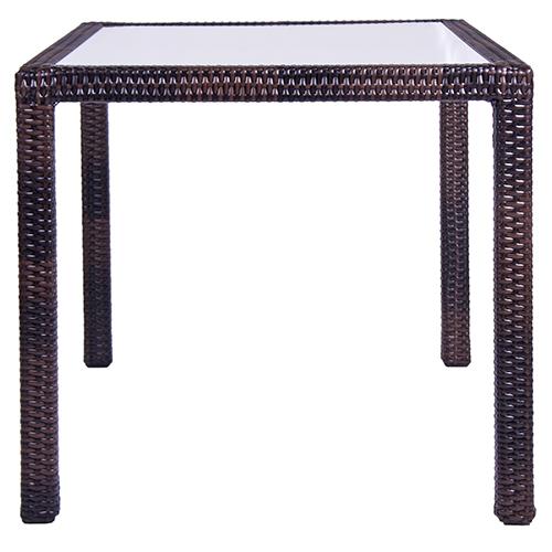 Zahradní stoly umělý ratan