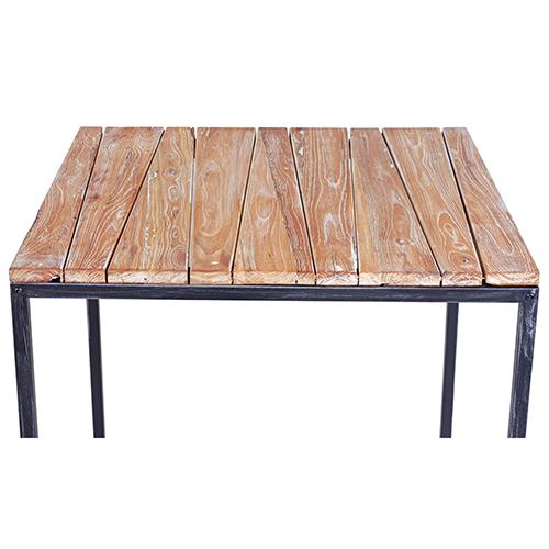 Záhradný nábytok z recyklovaného dreva