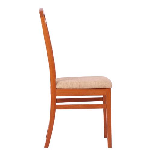 Ergonomické židle s dřevěnou opěrkou