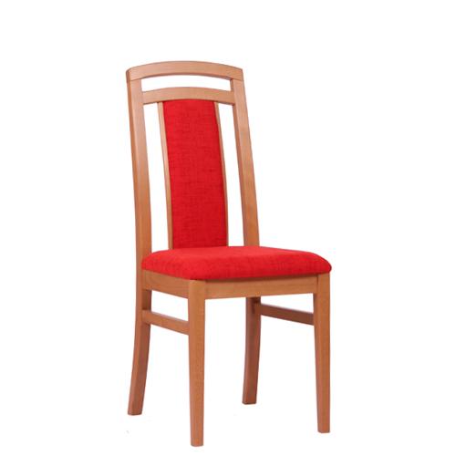 Dřevěná židle čalouněná ANTONIA