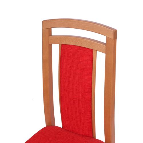 Pohodlné dřevěné  židle jídelní