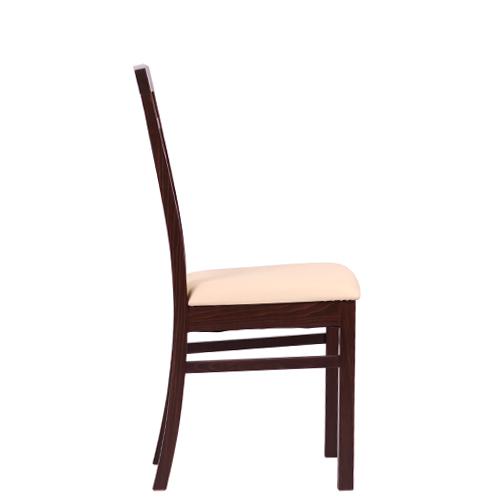 Pohodlné židle masivní pro restaurace.