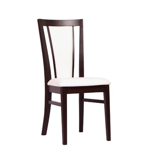 Židle do restauarce dřevěné, čalouněné.