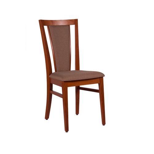 Dřevěná židle do restaurace