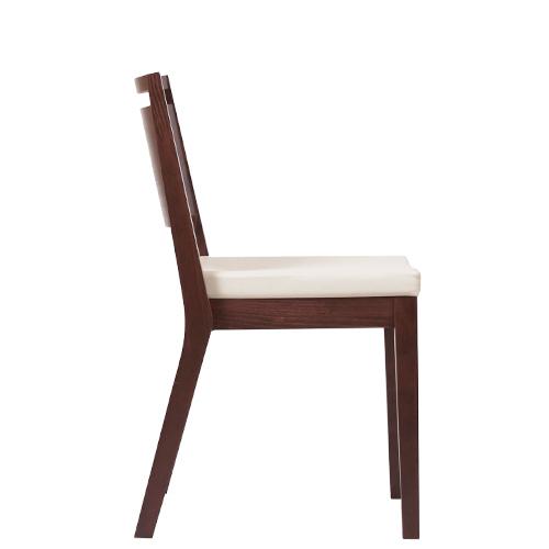 Jídelní židle dřevěná