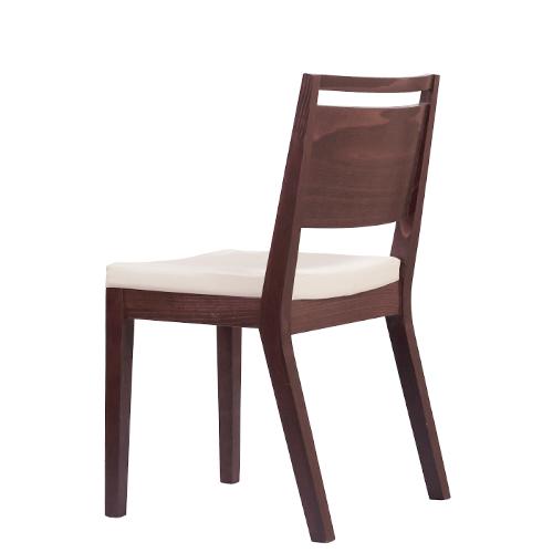 Dřevěné stoličky do restraurací