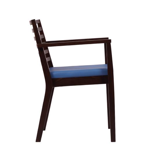 Moderní designové dřevěné židle