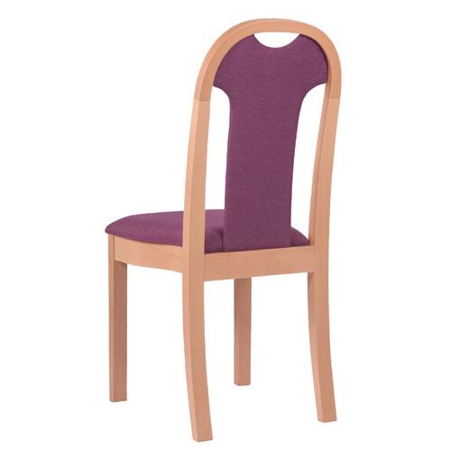 Židle štosování