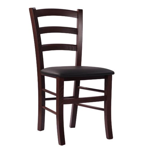 Laciné dřevěné židle do restaurace