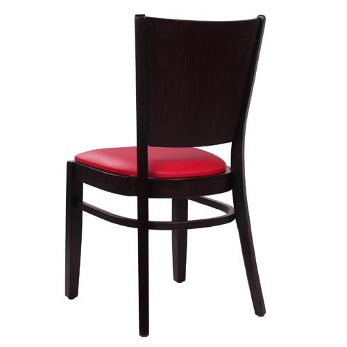 Dřevěné židle stohování
