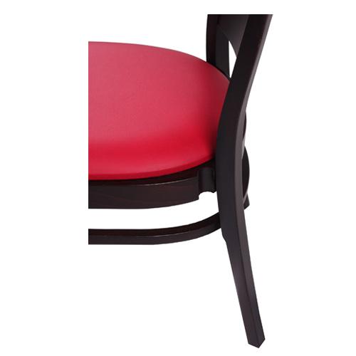 Drevené stoličky možnosť stohovania