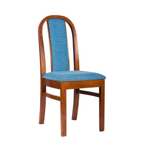 Dřevěná židle čalouněná KLAUS