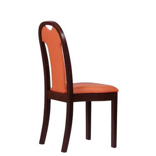 Dřevěné židle do jídelny