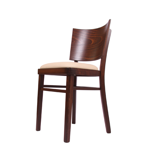 Dřevěná židle čalouněná KLASIK 94P