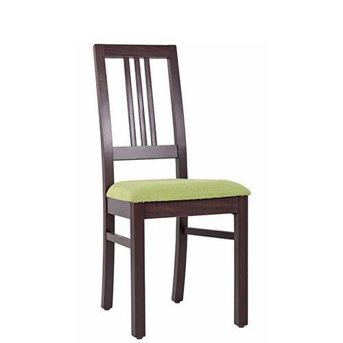 Dřeěvné židle čalouněný sedák