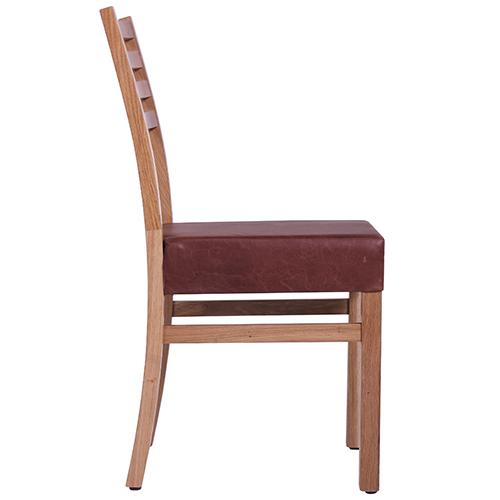 Židle dub masiv