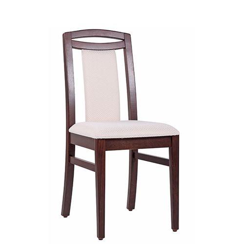 Dřevěná židle čalouněná HANA