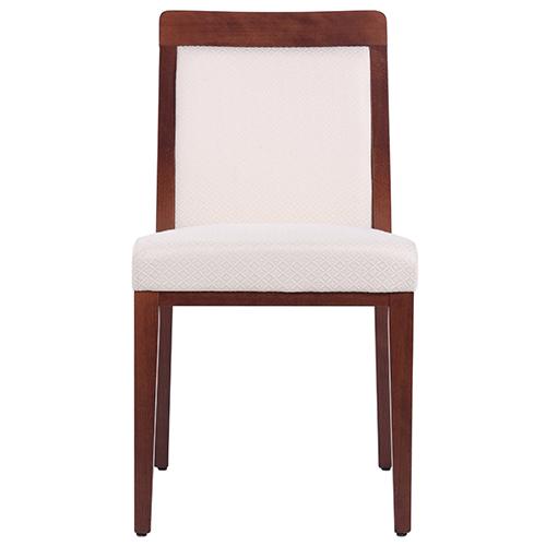 Drevené stoličky do reštaurácie s možnosťou stohovania