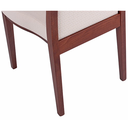 Dřevěné židle pro restuarce