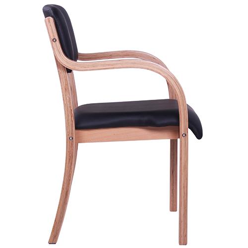 Židla do čekáren čalouněné