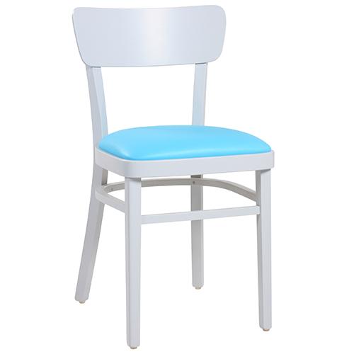 Čalouněné židle bistro