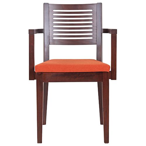 Dřevěné židle do přednáškových sálů