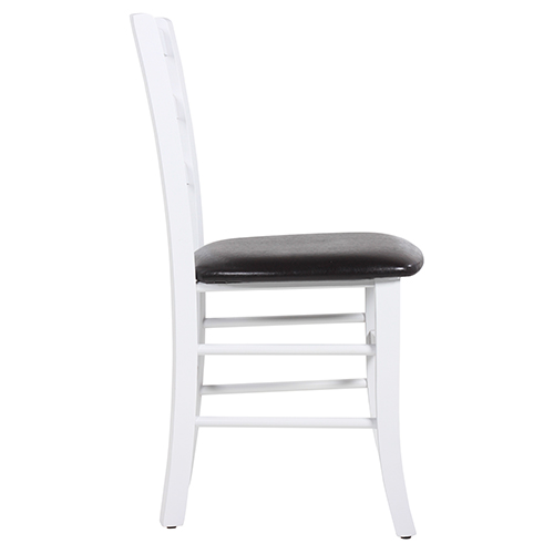 Laciné židle do restaurace čalouněné