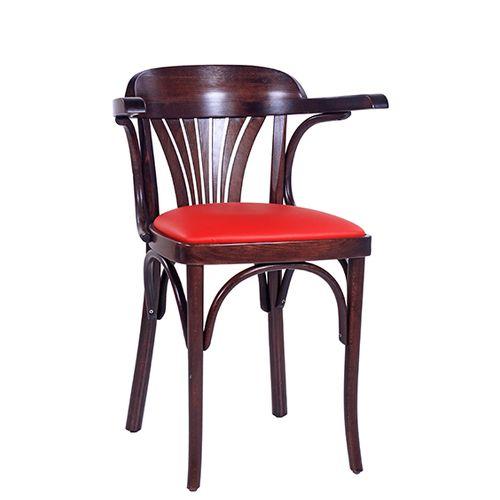 Dřevěné židle ohýbané