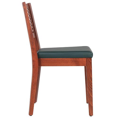 Odolné dřevěné židle