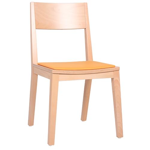 Bistro stoličky čalúnené