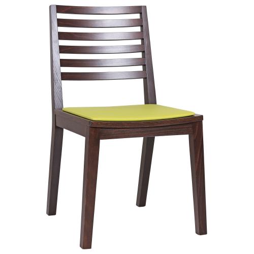 Drevené stoličky bistro