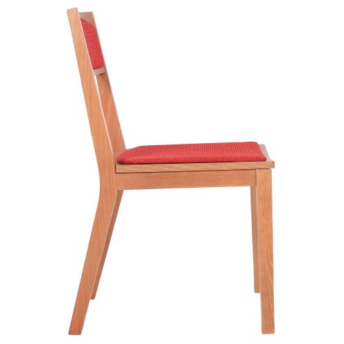 Dřevěné židle bistro
