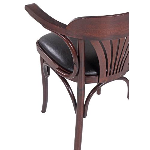 Dřevěné ohýbané židle
